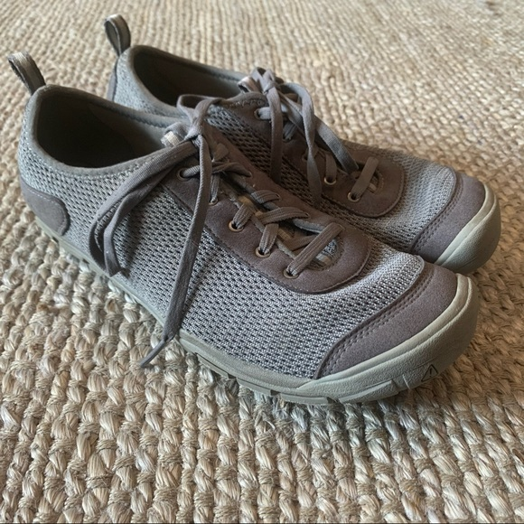 Keen Shoes | Hush Knit Cnx Lace Up